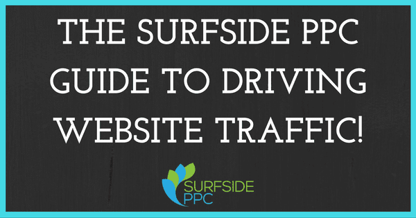how to drive more website traffic