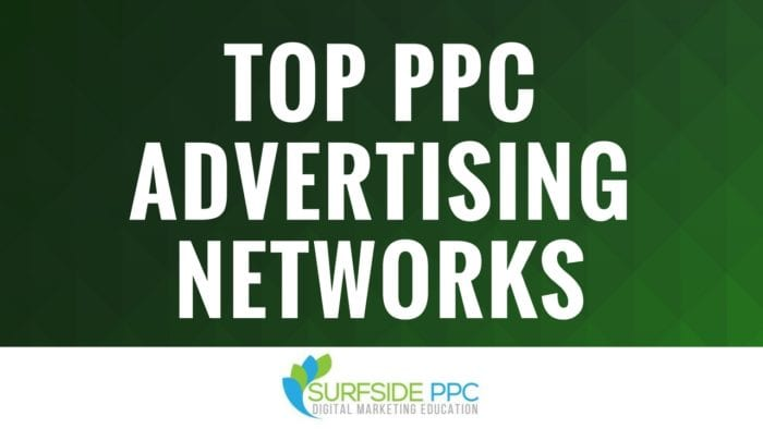 ppc advertising networks