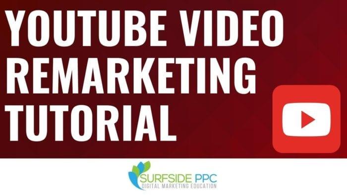 youtube video remarketing