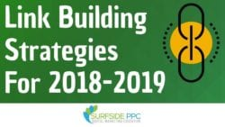 Link Building Strategies for 2018-2019
