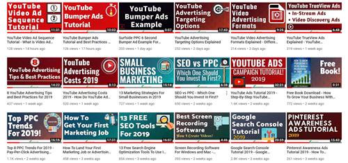 create online content