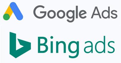 ppc advertising google ads bing ads