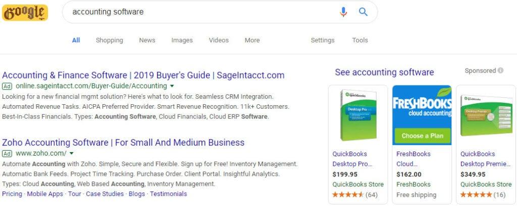 google ads auction