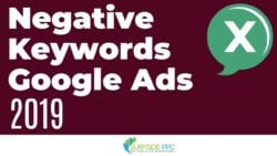 Ultimate Google Ads Negative Keywords Guide and List