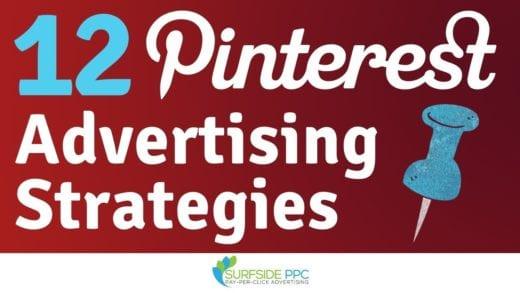 pinterest ads strategies