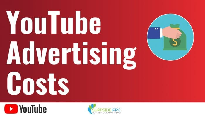 youtube advertising costs