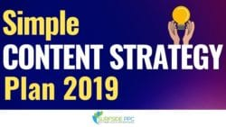 Simple Content Strategy Plan For Websites
