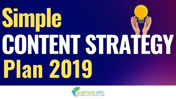 content strategy plan for websites
