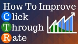 Simple Ways to Improve Google Ads Click-Through Rate