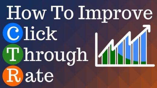improve click-through rate