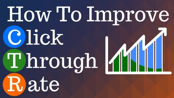 improve click-through rate