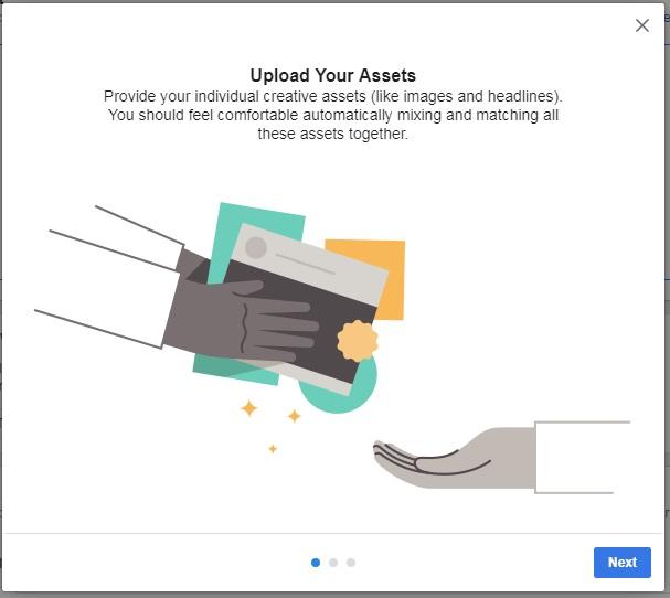 facebook dynamic ad assets