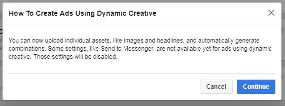 how to create ads dynamic creative