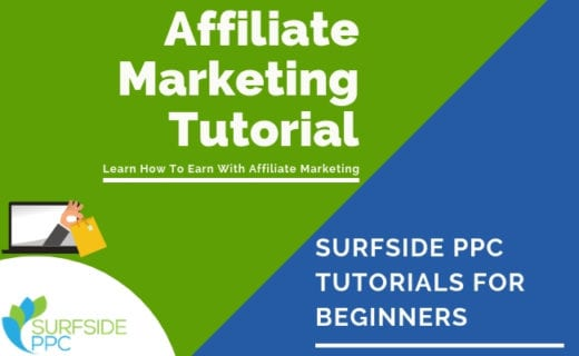affiliate marketing tutorial