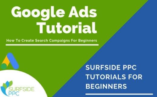 google ads tutorial