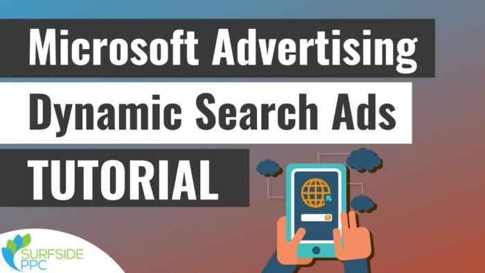 microsoft advertising dynamic search ads