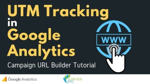 utm tracking campaign url builder google analytics