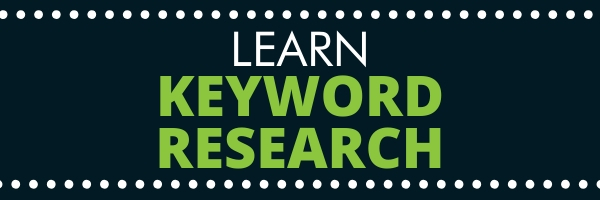 learn keyword research