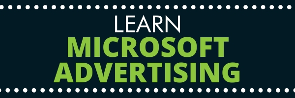 learn microsoft advertising