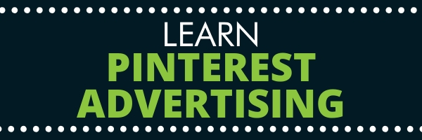 learn pinterest advertising