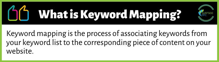 What is Keyword Mapping