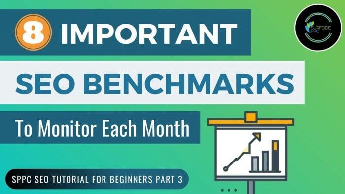seo benchmarks seo stats