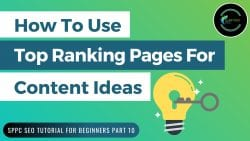 How To Use Your Top SEO Pages For Blog Post Ideas