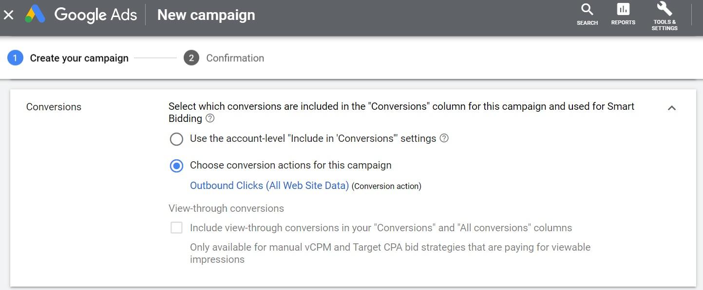 9 set conversion actions