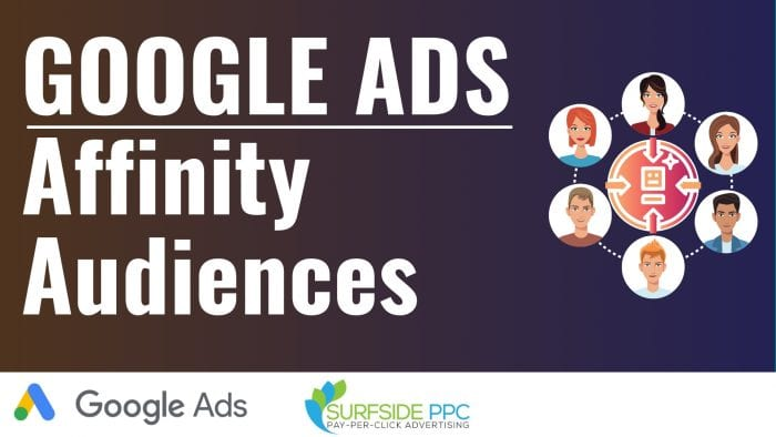 google ads affinity audiences