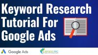 Google Ads Keyword Research: Complete Guide for 2020